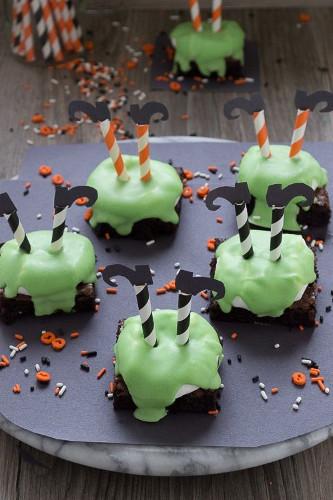 Brownies sorcières