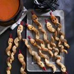 Baguettes de serpents à sonnette