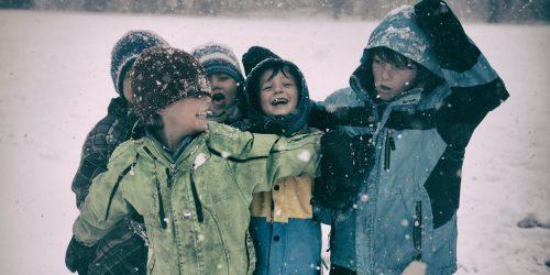 manteaux enfants