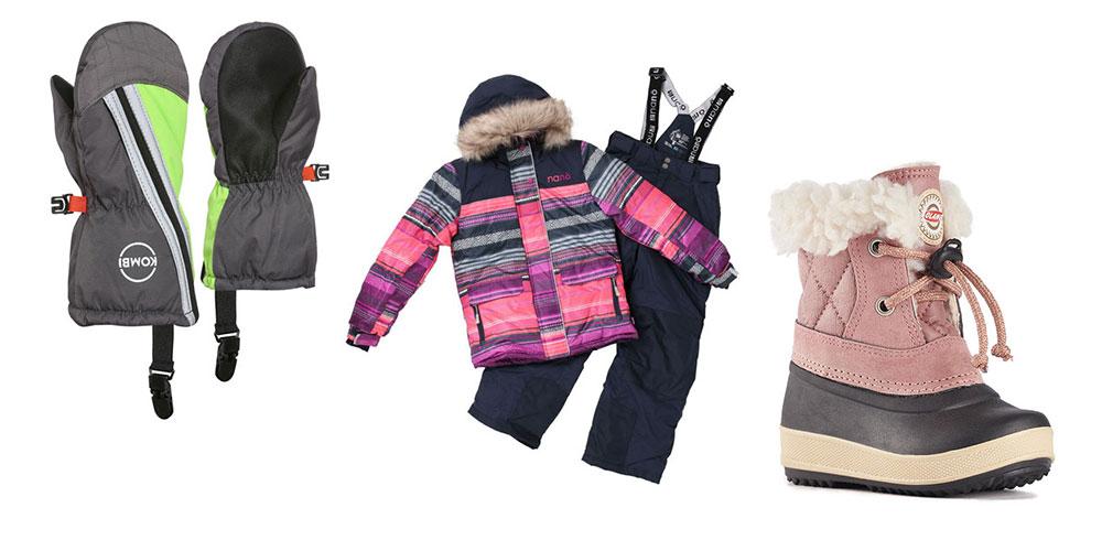 manteaux accessoires enfants