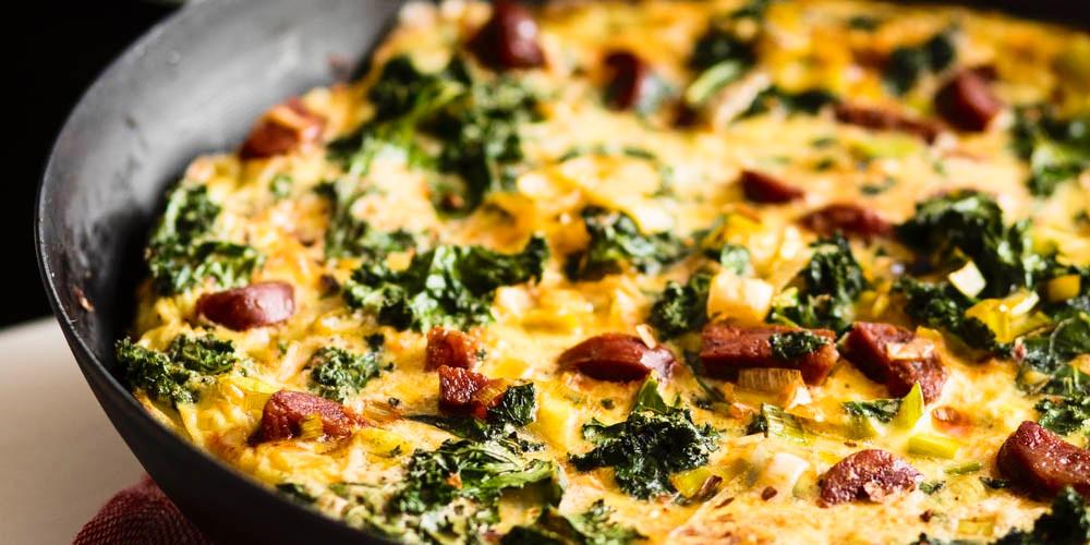 omelette Katrine