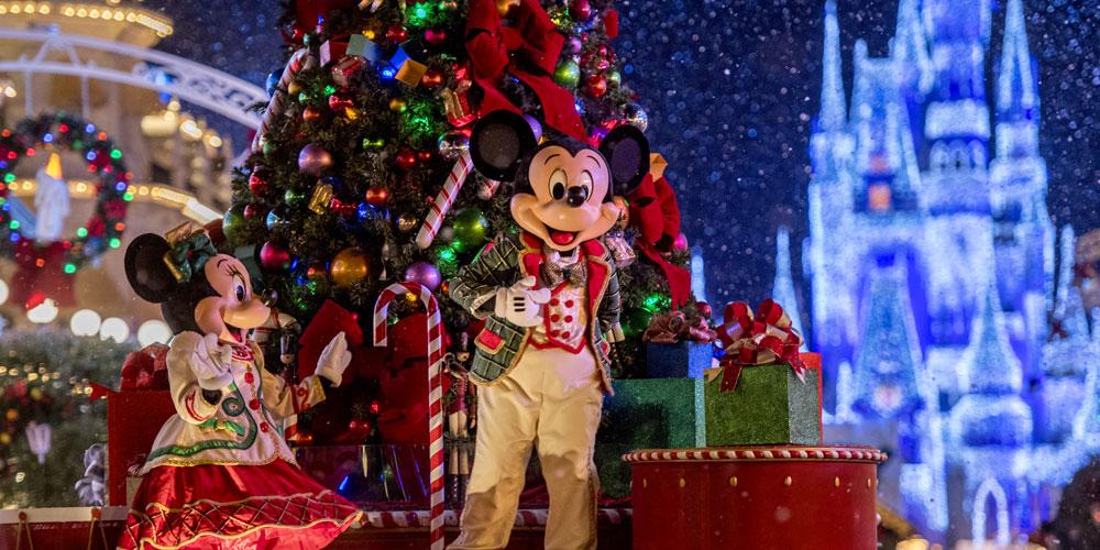 Image De Noel Walt Disney.7 Essentiels A Faire A Disney Pendant Les Fetes Veronique