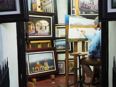 Puebla -Barrio Artista