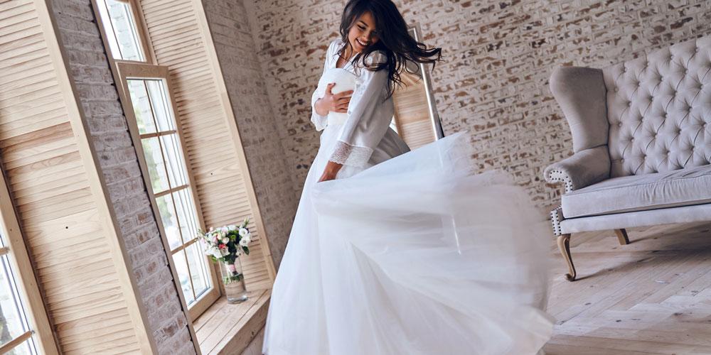 Louer sa robe de mariage: écologique et é