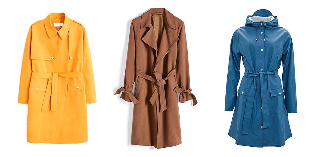 tout neuf dc717 2473b 25 trenchs et manteaux de printemps - Véronique Cloutier