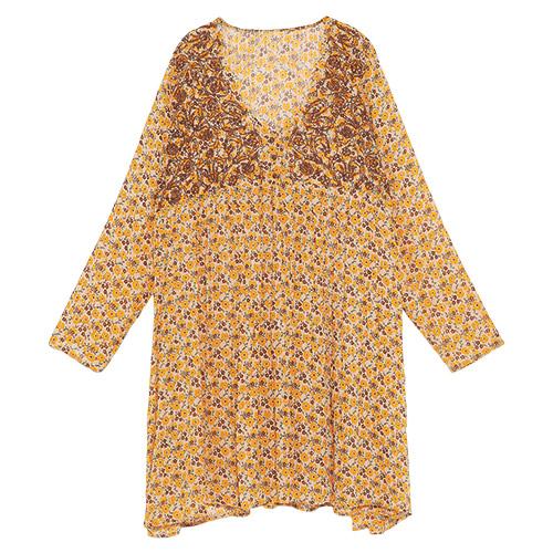 Tunique en viscose, Zara, 80 $_500x500