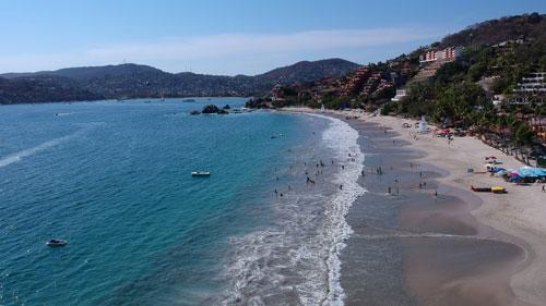Zihuatanejo-Playa-la-Ropa-Crédit-Hanh-Nguyen