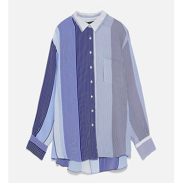 Mode-soldes-Chemise-Zara