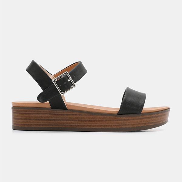 Sandale-à-plateforme-de-bois-Ardene