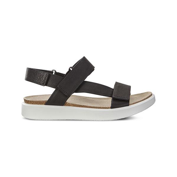 Sandale-à-semelle-de-liège-Ecco
