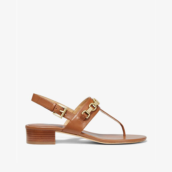 Sandale-à-talon-bloc-Michael-Michael-Kors