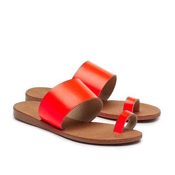 Sandale-effet-«-scuba-»-Office-chez-Simons