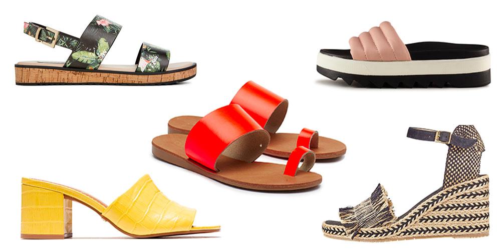 uk cheap sale new lifestyle official supplier Sandales: 30 modèles parfaits et tendance pour l'été