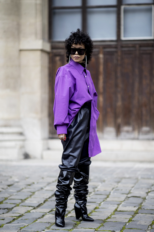 TEndance mode automne 2019 violet