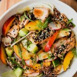 salade-saumon-grillé-métro