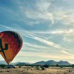 Voyage en Arizona Voler-en-montgolfière