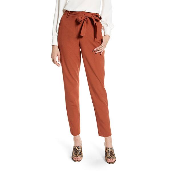 Pantalon-à-taille-ceinturée-Halogen-chez-Nordstrom