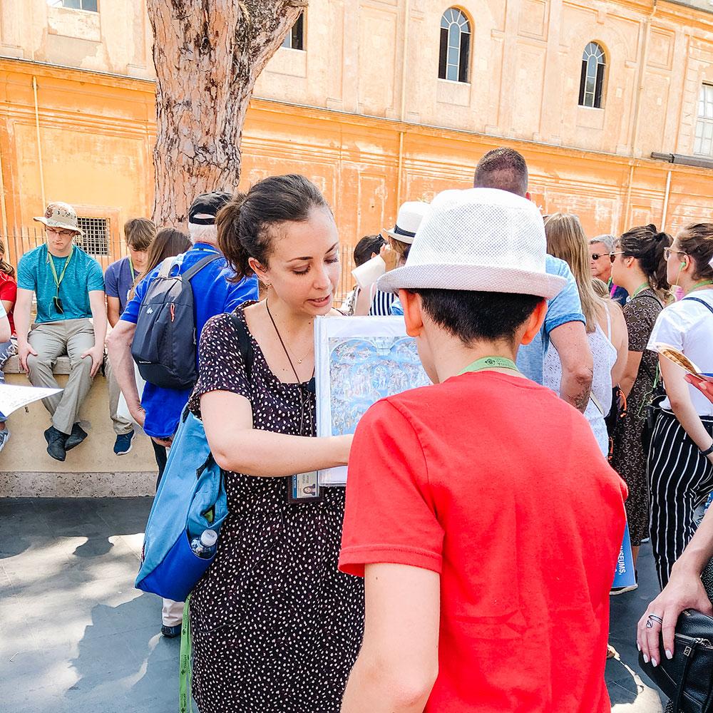 Voyage à Rome - Visitez les lieux clés avec un guide