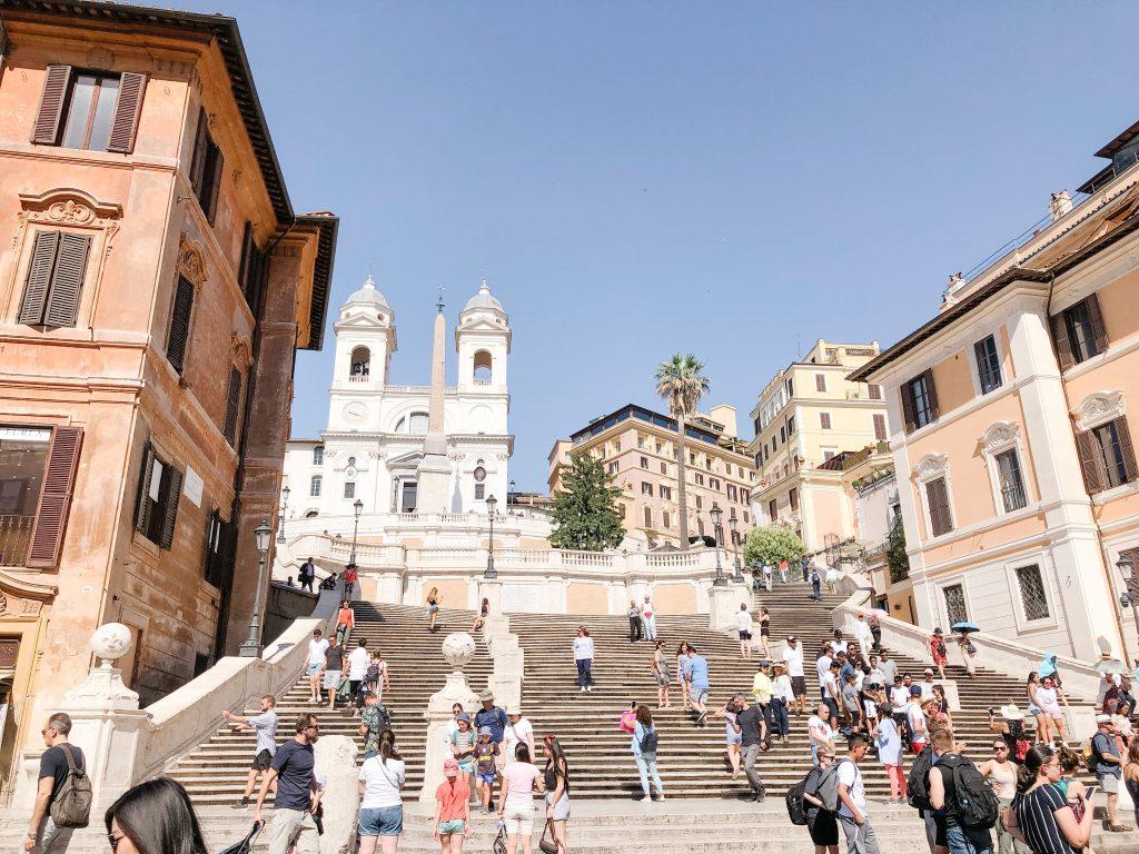 Voyage à Rome-5-perdre-dans-la-ville