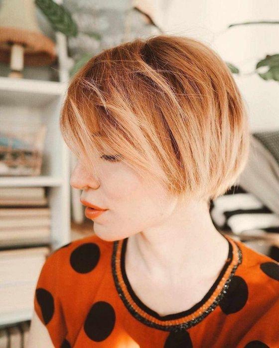 12 Inspirations Cheveux Pour Adopter La Coupe Courte Veronique
