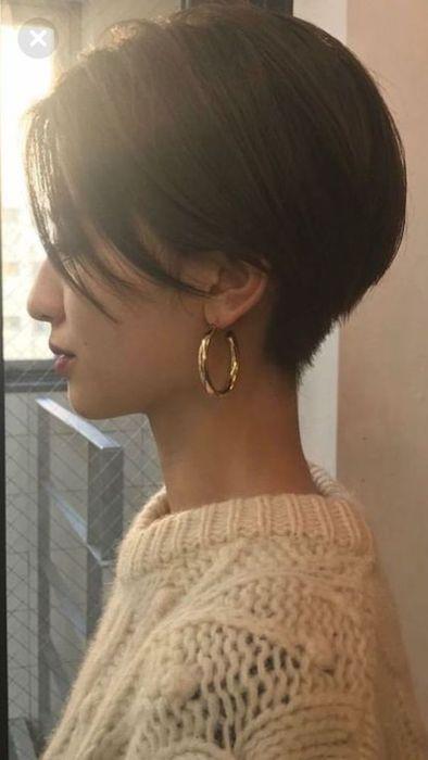12 inspirations cheveux pour adopter la coupe courte - Véronique Cloutier