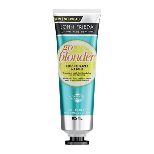 Masque-Lemon-Miracle-Go-Blonder-John-Frieda