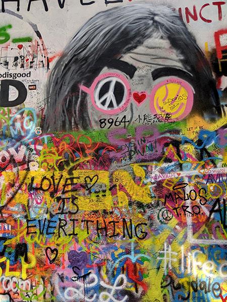 Lennon-Wall-prague