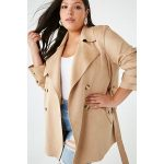 8.Mode-taille-plus_Trench-court-effet-daim-Forever-21