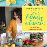 C'est l'heure du lunch de Nancy Bordeleau