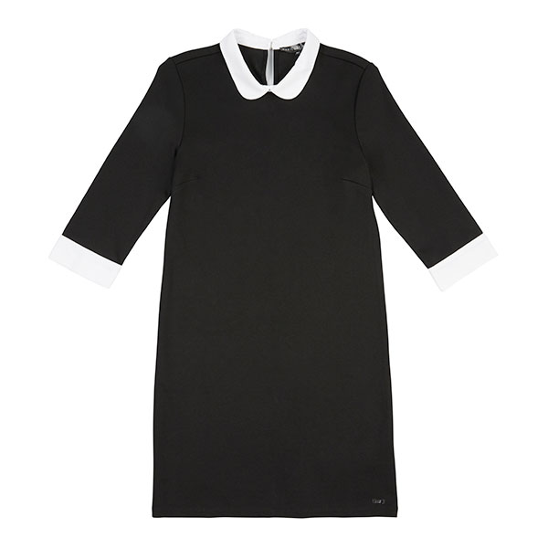 Robe-à-col-Claudine-collection-Mariloup-Wolfe-chez-San-Francisco