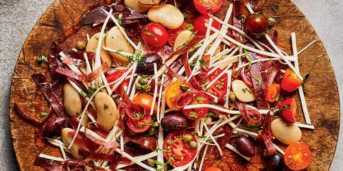 Salade-de-bresaola-Stefano-Faita