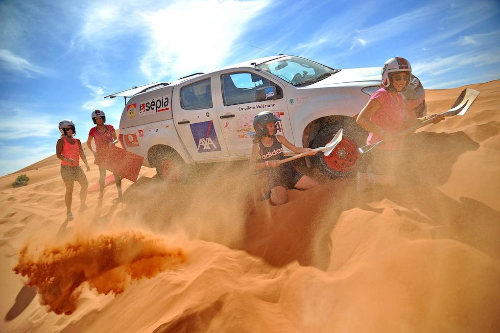 Trophée Rose des Sables Maroc_Photos FlashSport: Dun_059