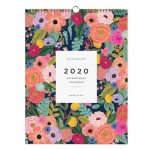 12-Calendrier 2020, Rifle Paper Co.