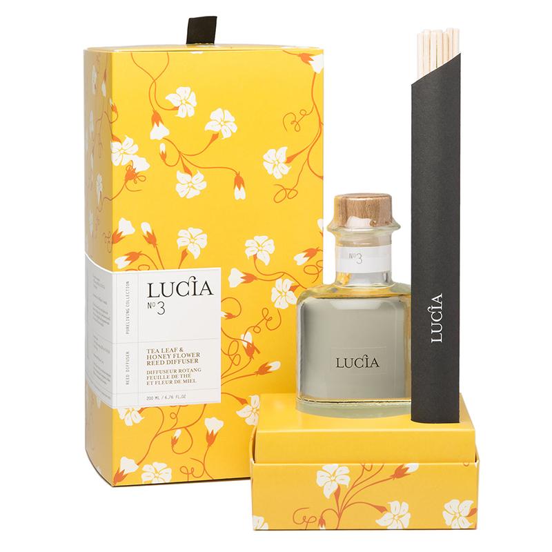 16-Diffuseur feuille de thé et miel, Lucia