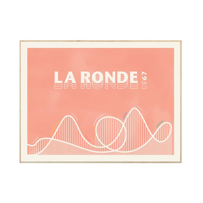 23-Affiche «La Ronde»