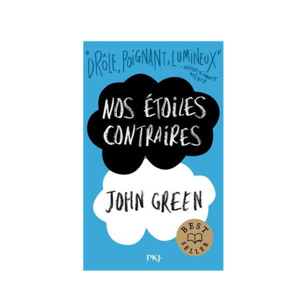 12-Nos étoiles contraires, John Green