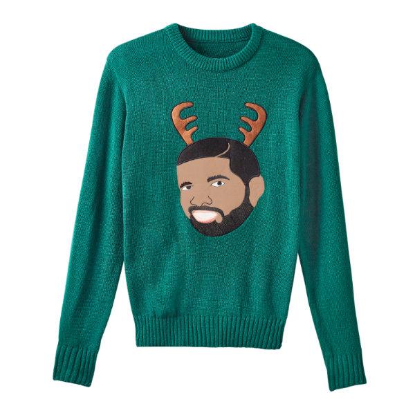 7-Pull de Noël en maille «Drake», Winners