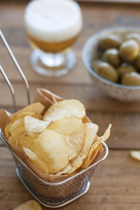 Cadeau gourmand_Chips maison