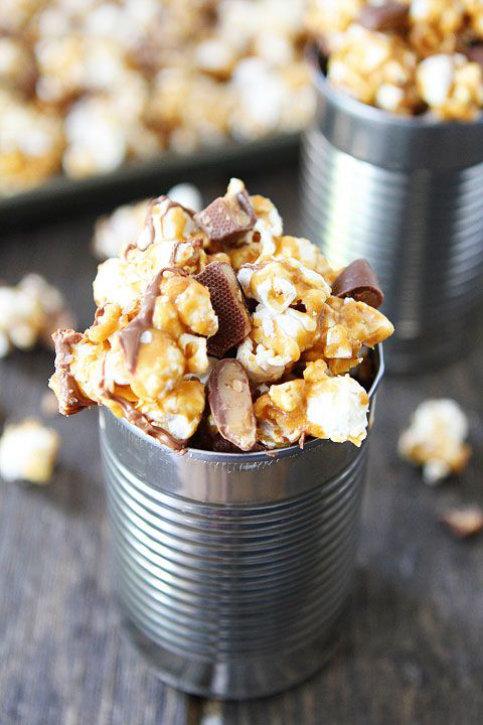 Cadeau gourmand_Popcorn sucré
