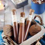 Cadeau gourmand_Fioles de chocolat chaud