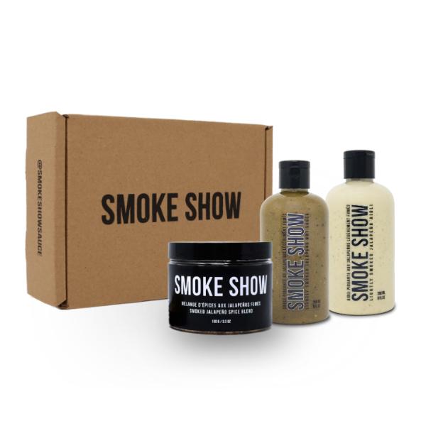 Coffret Smoke Show, Smoke Show