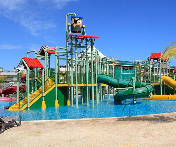 piscine enfants Ocean el faro punta cana