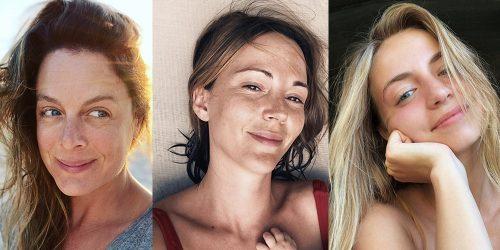 stars sans maquillage