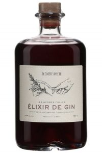 Elixir de Gin, herbes folles, La Société secrète