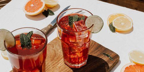Des idées de mocktails pour réduire sa consommation d'alcool