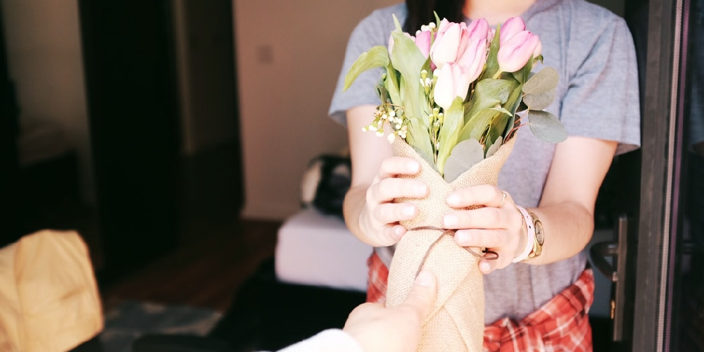 Cadeau de couples pour la Saint-Valentin