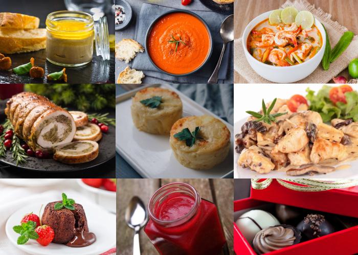 Saint-Valentin: 12 restaurants à prendre pour emporter