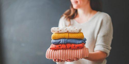 Mini-Cycle: vêtements écolo pour les tout-petits