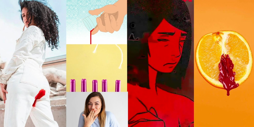 La honte d'être menstruée