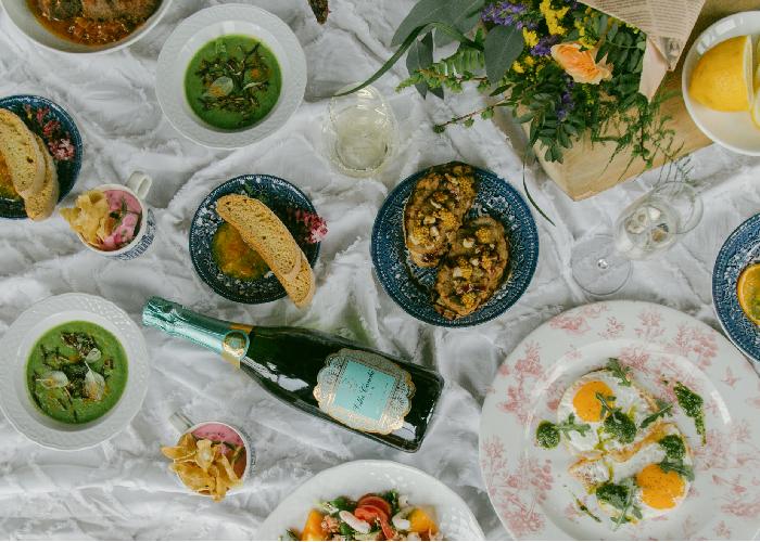 Fête des Mères: 10 menus pour apporter
